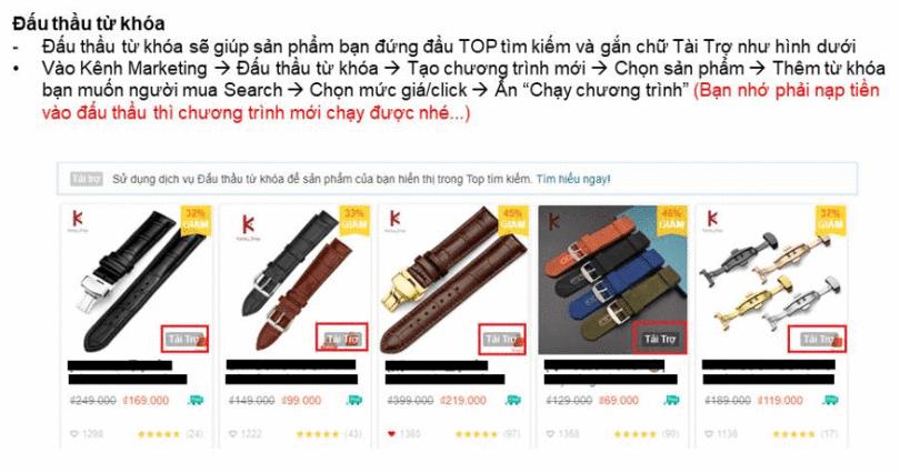 Chia sẻ kinh nghiệm bán hàng trên Shopee hiệu quả