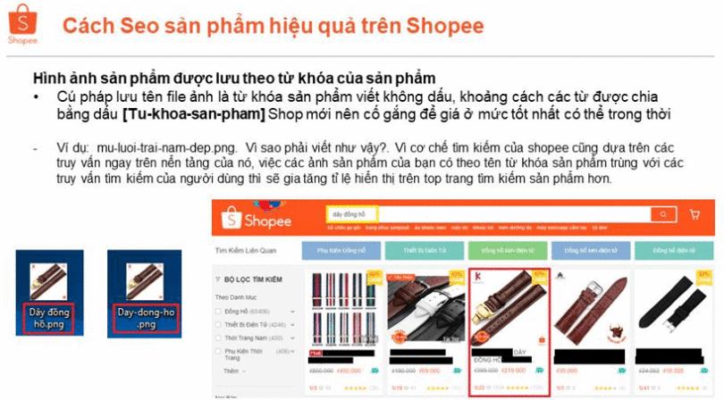 Chia sẻ kinh nghiệm bán hàng trên Shopee