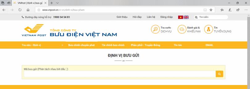 Hướng dẫn các bước kiểm tra tình trạng đơn hàng Shopee của VN Post