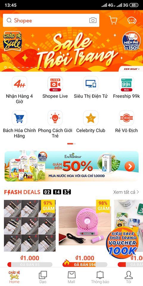 Những lí do bạn nên bán hàng trên Shopee ngày từ hôm nay