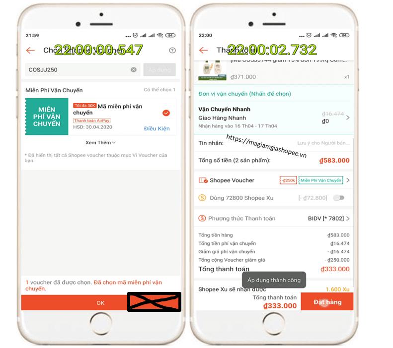 Mẹo săn mã giảm giá Shopee nhanh nhất