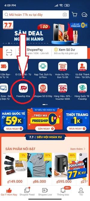 Freeship Extra Shopee Là Gì