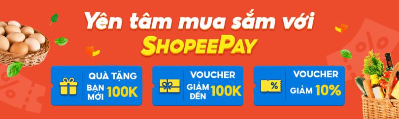ShopeePay khuyến mãi