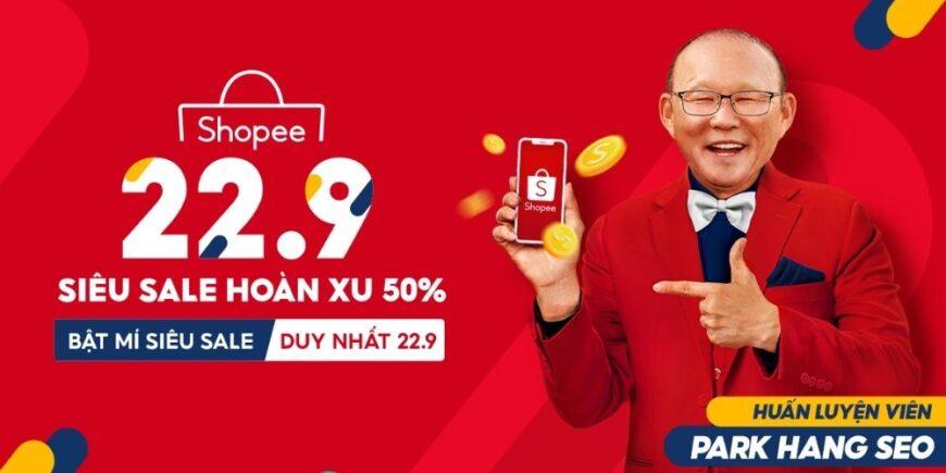 Sale Shopee 22.9